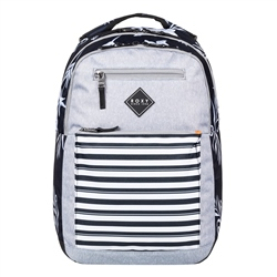 Roxy Here You Are 23.5L Backpack - True Black