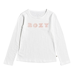 Roxy Bananas Party T-Shirt - Snow White