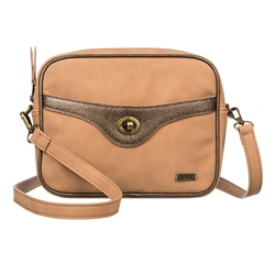 Roxy So Seventies 3L Bag - Chipmunk