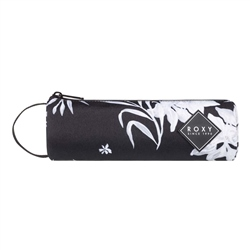 Roxy Off The Wall Pencil Case - Black