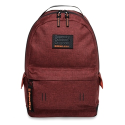 Superdry Hollow 21L Backpack - Red