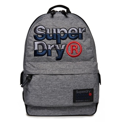Superdry Mega Logo 21L Backpack - Grey