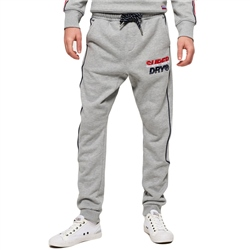 Superdry Applique Joggers - Silver