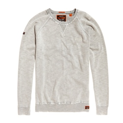 Superdry Dyed La Jumper - Grey