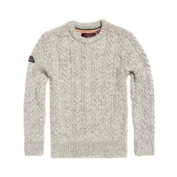Superdry Jacob Crew Jumper - Multi