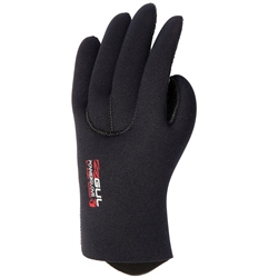 Gul Junior Power Wetsuit Gloves  - Black