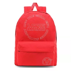 Vans Old Skool III Backpack - Hibiscus