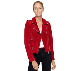 Vero Moda Royce Jacket - Risk Red