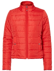 Vero Moda Simone Jacket - Risk Red