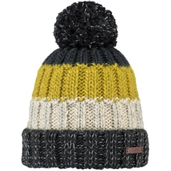 Barts Mens Wilhelm Beanie - Yellow