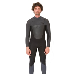 Animal Lava 5/4mm Wetsuit (2019) - Black