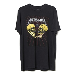 Billabong AI Metallica T-Shirt - Black