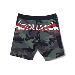 Billabong AI Metallica Boardshorts - Black