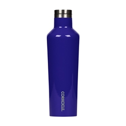 Corkcicle Canteen 16Oz Bottle - Gloss Acai Berry