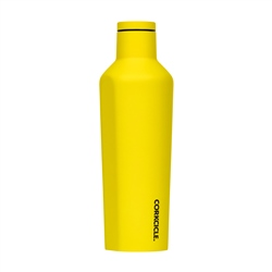 Corkcicle Canteen 16oz Bottle - Neon Yellow