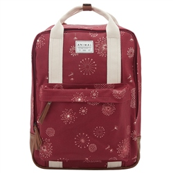 Animal Navigator Backpack 16L - Sun Dried Tomato Red