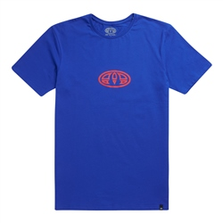 Animal Lister T-Shirt - Cobalt Blue