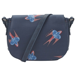 Animal Spirits Bag - Indigo Blue