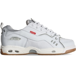 Globe CT-IV Classic Shoes - White & Gum