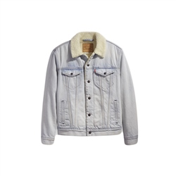 Levi's Type 3 Sherpa Trucker Jacket - Miracle