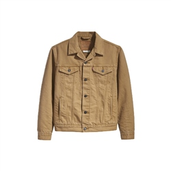 Levi's The Trucker Jacket - Desert
