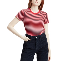 Levi's Perfect T-Shirt - Koronis Brilliant Red