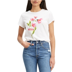 Levi's Womens Perfect T-Shirt - White