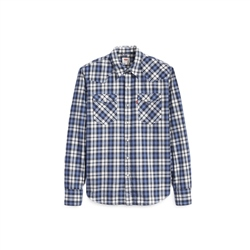 Levi's Barstow Shirt - Blue