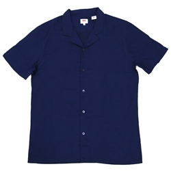 Levi's Cubano Shirt - Tencel Blue
