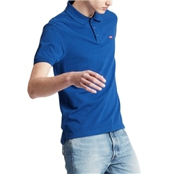 Levi's Housemark Polo Shirt - Sodalite Blue