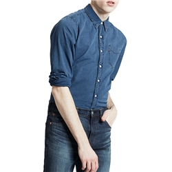 Levi's Sunset Pocket Shirt - Indigo