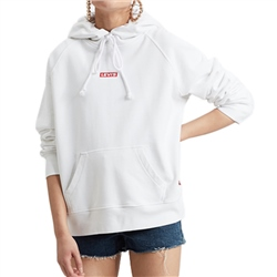 Levi's Graphic Sport Hoody - White