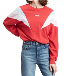 Levi's Florence Sweatshirt - Brilliant Red