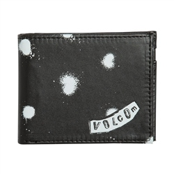 Volcom Empty Wallet - Black