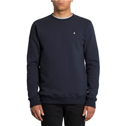 Volcom Single Stone Sweatshirt - Navy