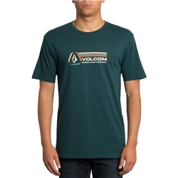 Volcom Descent T-Shirt - Evergreen