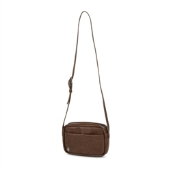 Volcom Usual Crossbag - Brown