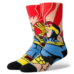 Stance Xmen Cyclops Socks - Multi