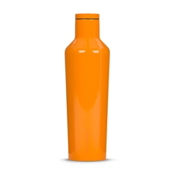 Corkcicle Dipped Canteen 16oz Bottle - Clementine