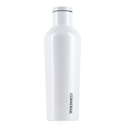 Corkcicle Dipped Canteen 16oz Bottle - Modernist White