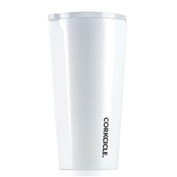 Corkcicle Tumbler 16oz - Modernist White