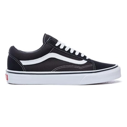 Vans Old Skool Mens Shoes - Black & White
