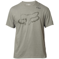 Fox Grizzly T-Shirt - Pewter
