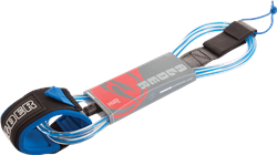 Alder 7' Surf Leash - Blue