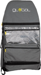 Alder Global S3 Bodyboard Bag - Grey