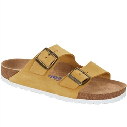 Birkenstock Arizona Soft Footbed Sandal - Ochre