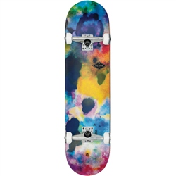 Globe G1 Full On Skateboard - Colour Bomb