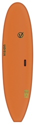 "Vision Shoot Out 7'0"" - Orange & F Green"