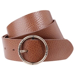 Levi's Athena Belt - Medium Brown