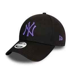 New Era League 9Forty Cap - Black